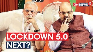 PM Meets Home Minister To Discuss Lockdown 5.0 | CNN News18 - IBNLIVE