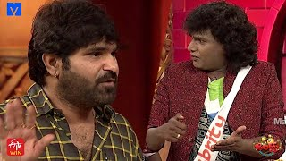 Chalaki Chanti backslashu0026 Team Performance - Chanti Skit Promo - 17th September 2020 - Jabardasth Promo - MALLEMALATV