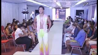 Designer: Fina Zialor (Seychelles Fashion Night 2020)