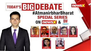 NewsX and BW present Aatmanirbhar Bharat Special : Big Bang Reforms - NEWSXLIVE