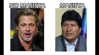 EN BOLIVIA SI TIENES OJOS VERDE NO ERES MASlSTA