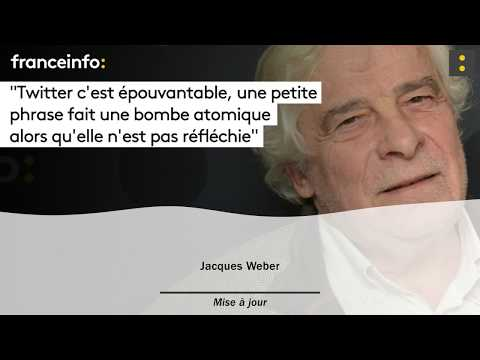connectYoutube - Jacques Weber :