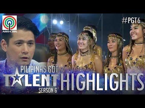 PGT Highlights 2018: Angel Fire New Gen, napabilib ang mga Judges sa kanilang performance