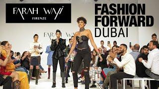 Fashion Forward Dubai 2019 featuring Farah Wali from Egypt