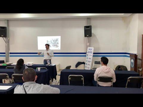 Jóvenes muestran interés en unirse a las filas de Acción Nacional: Aguilar Hernández.