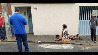 Brasil: Policía jubilada detiene a un ladrón sentándose en él