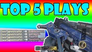 Black Ops 3 - TOP 5 PLAYS
