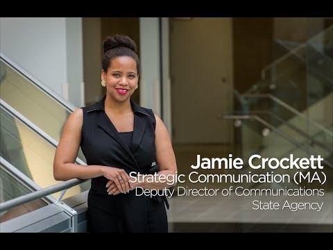 Jamie Crockett (Current Student)