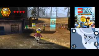 LEGO City Undercover (3DS): The Chase Begins - Walkthrough Part 9 - Explosives and Dancing Squirrels