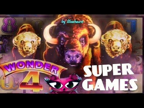 connectYoutube - ★ SOMETHING NEW! DOUBLE BONUS! ★ WONDER 4 TALL FORTUNES Buffalo Gold slot BONUS WINS !