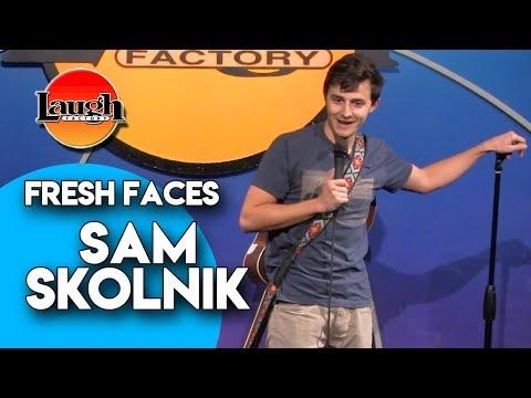Sam Skolnik   Fresh Faces   Laugh Factory Stand Up Comedy