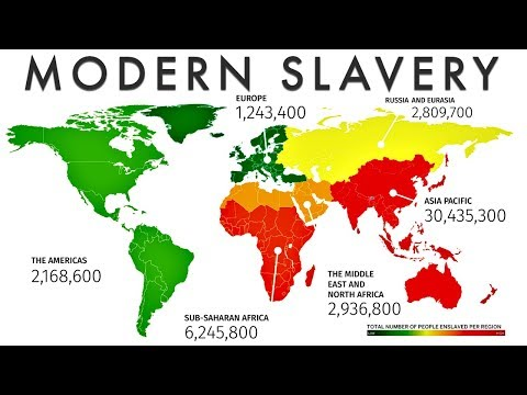 connectYoutube - 10 Countries Most Afflicted By Modern Slavery