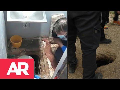 Seis palestinos escapan de una cárcel israelí a través de un hueco en el baño