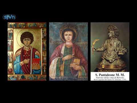 Ngày 27.07 Thánh Pantaleone