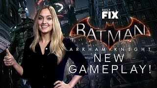 Arkham Knight Gameplay & PSX Vegas Giveaway - IGN Daily Fix