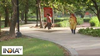 City parks reopen, COVID-19, lockdown, Lucknow, Uttar Pradesh - INDIATV