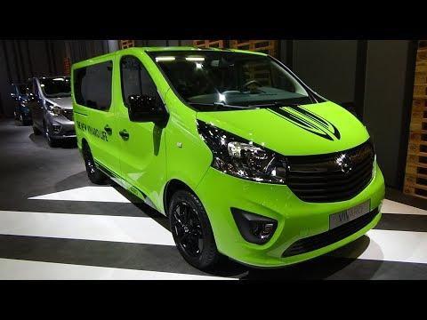 2018 Opel Vivaro Life - Exterior and Interior - Auto Show Brussels 2018