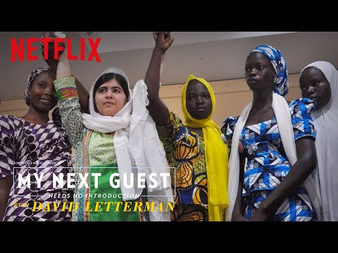 connectYoutube - Malala Yousafzai on Empowering Local Leaders | My Next Guest Needs No Introduction | Netflix