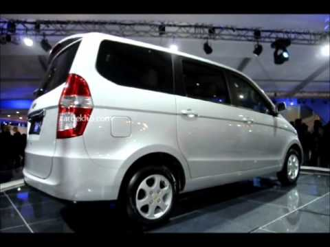 Chevrolet New MPV Enjoy
