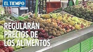 La Procuraduria regulará el precio de los alimentos de la canasta familiar