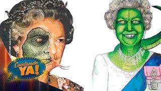 ¿La Reina Isabel II tiene origen Reptiliano   Cuéntamelo YA!