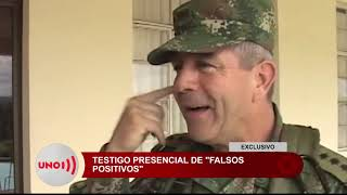 Testigo militar y protagonista de