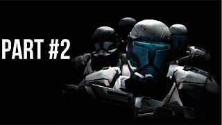 Star Wars: Republic Commando Walkthrough Part 2 (No Commentary)