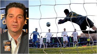 AL FIN Courtois se puso al Real Madrid en la espalda y aseguró victoria ante Getafe | Futbol Center