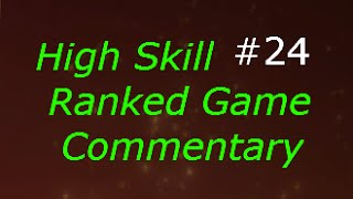 Dota 2 High Skill Ranked Game Commentary #24