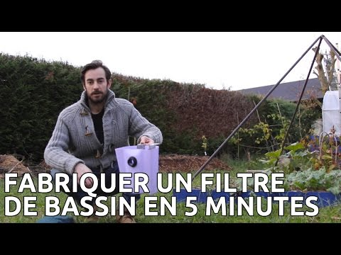 Download youtube to mp3 construction bassin de jardin for Film pour bassin