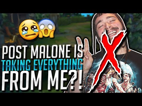 POST MALONE IS TAKING EVERYTHING FROM ME?! | Nicki Taylor