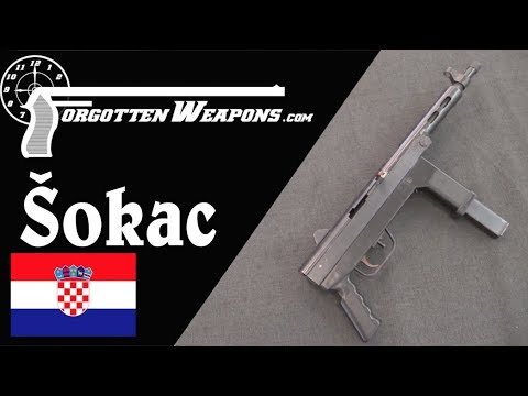 connectYoutube - Croatian Šokac SMG - A PPSh-41 Copy from the 1990s