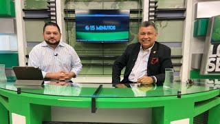 15 Minutos: Entrevista con Wilfredo Navarro, Diputado de la Asamblea Nacional