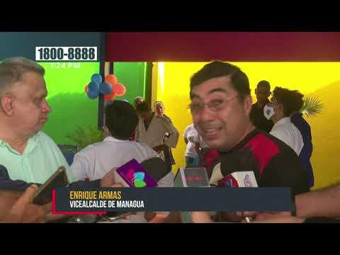 ALMA da apertura a nueva academia de Judo en el mercado de San Judas - Nicaragua