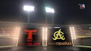 Resumen Toros del Este vs Águilas Cibaeñas | 16 ENE 2020 | Serie Semifinal Lidom