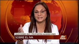 ENTREVISTA COMPLETA   Pierina Correa, candidata a asambleísta por la coalición UNES