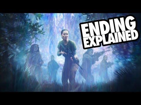ANNIHILATION (2018) Ending Explained + Anaylsis