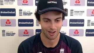 Dom Sibley speaks ahead of 1st Test vs West Indies - CRICKETWORLDMEDIA