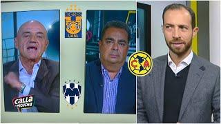 ¡BOMBAZO! Tigres candidato a ser campeón del Clausura 2020 de Liga MX | Calla y Escucha