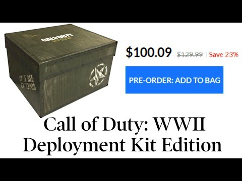 Call of Duty WWII Deployment Kit Edition Prima Uber Edition Guide
