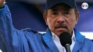 OEA condena situación política de Nicaragua