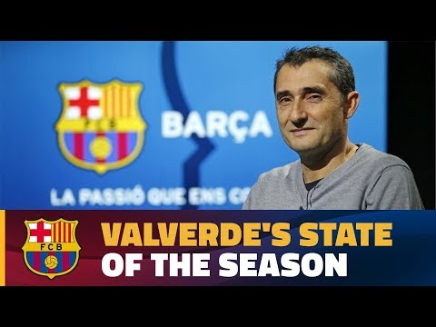 Valverde's end of the year interview