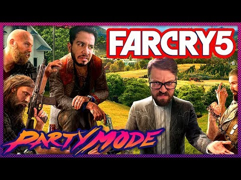 connectYoutube - Greg and Andy Team Up in Far Cry 5 - Party Mode