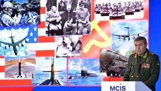 Conférence de Moscou sur la sécurité internationale : session plénière sur la région Asie-Pacifique