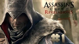 Assassin's Creed: Revelations - Walkthrough - Part 1 (PC) [HD]