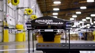 CNET Update - Questions hover over Amazon's drone plans