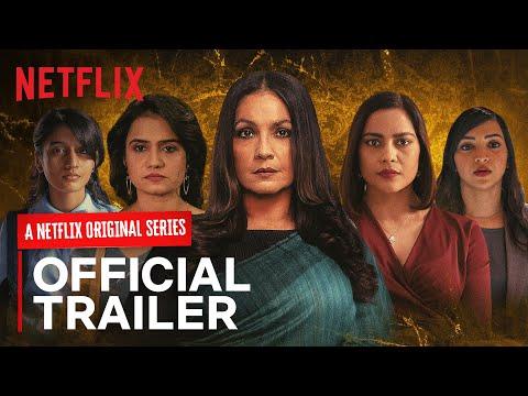 Bombay Begums | Official Trailer | Pooja Bhatt, Shahana Goswami, Amruta Subhash
