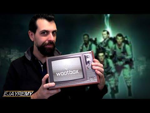 CHASSEUR DE FANTÔMES - Unboxing Wootbox & Wootshirt | Ejayremy