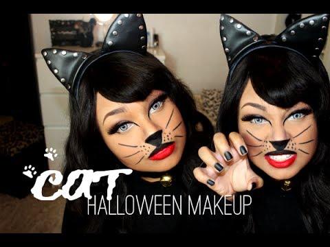 Download Youtube mp3 - Wild Cat Halloween Makeup