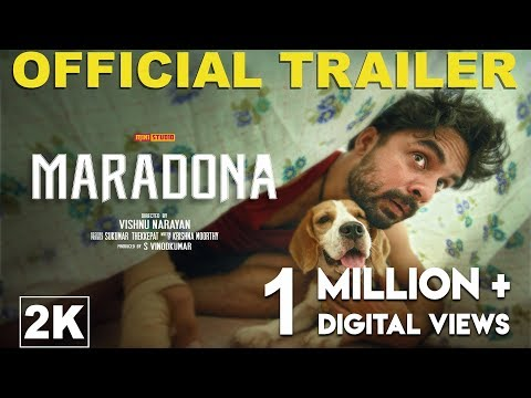 Maradona - Official Trailer | Tovino Thomas, Sharanya